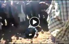 ویدیو سنگسار محکمه صحرایی طالبان 226x145 - ویدیو/ سنگسار یک زن در محکمه صحرایی طالبان (18+)