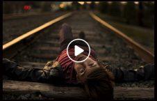 ویدیو قطار متعلم خط آهن خوابیده 226x145 - ویدیو/ عبور قطار از روی متعلمی که روی خط آهن خوابیده بود