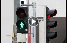 ویدیو چراغ ترافیک بلای جان 226x145 - ویدیو/ وقتی چراغ ترافیک هم می تواند بلای جانمان شود