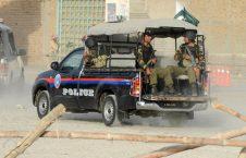 پاکستان پولیس 226x145 - انفجار بم در پشاور پاکستان