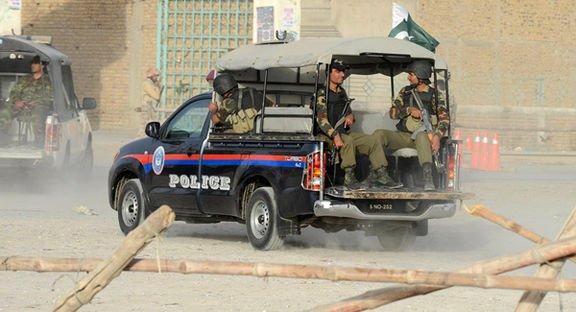 پاکستان پولیس - انفجار بم در پشاور پاکستان