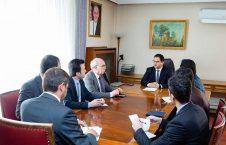 چخانسوری  226x145 - جلسه وزیر امور خارجه در پیوند به کمک به محصلین افغان در چین