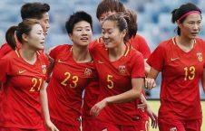 چین فوتبال زن 226x145 - اثر ویروس کرونا بر تمرینات زنان فوتبالیست چینایی