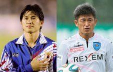 کازویوشی میورا 226x145 - مسن ترین فوتبالیست جهان به فوتبال ادامه می دهد