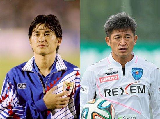 کازویوشی میورا - مسن ترین فوتبالیست جهان به فوتبال ادامه می دهد