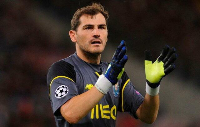 کاسیاس - واکنش دروازهبان بزرگ تاریخ فوتبال هسپانیا به مرگ مدیر باشگاه ریال مادرید
