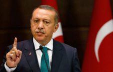اردوغان 226x145 - پیام رجب طیب اردوغان برای تحریم کننده گان ترکیه