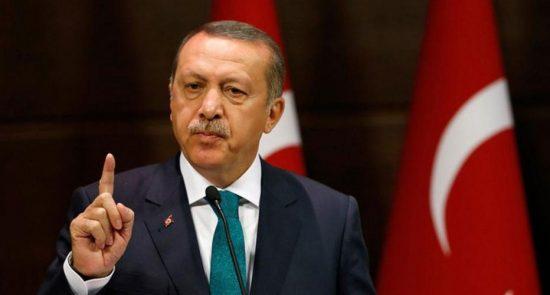 اردوغان 550x295 - واکنش اردوغان به اظهارات جنجالی جو بایدن علیه ولادیمیر پوتین