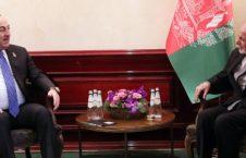 اشرف غنی مولود چاوش اوغلو 226x145 - دیدار رییس جمهور غنی با وزیر امور خارجه ترکیه