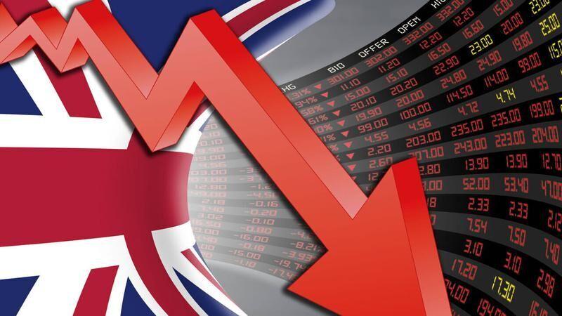بریتانیا 1 - کاهش چشمگیر رشد اقتصادی ششمین اقتصاد بزرگ جهان