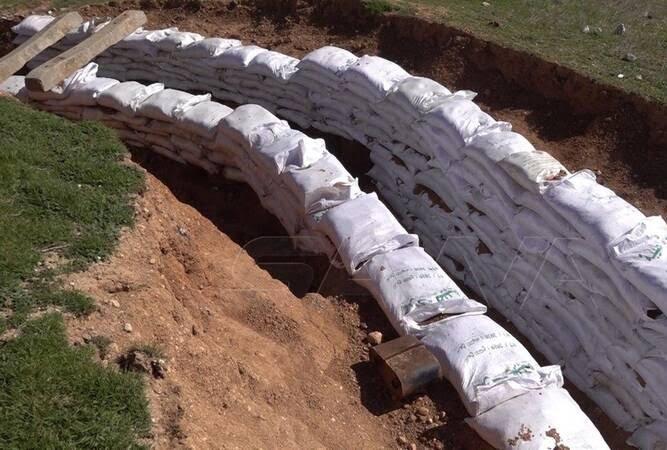 تونل داعش 2 - تصاویری از تونلهای زیرزمینی داعش