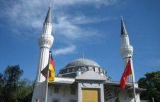 جرمنی مسجد 226x145 - تدابیر خاص پولیس جرمنی برای تامین امنیت مساجد