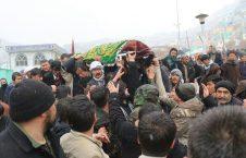 خاکسپاری محمد باقر محقق 5 226x145 - تصاویر/ مراسم خاکسپاری محمد باقر محقق