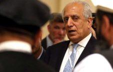 خلیل زاد 226x145 - نامه زلمی خلیلزاد به هیئت های مذاکره کننده در قطر
