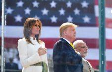 تصاویر/ سخنرانی رییس جمهور امریکا در هند