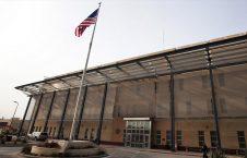 سفارت امریکا بغداد 226x145 - سفارت امریکا در بغداد هدف حمله راکتی قرار گرفت