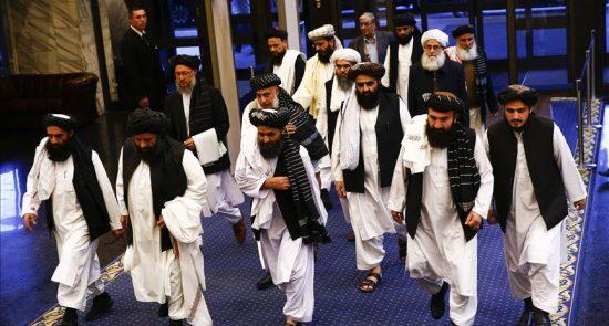 صلح با طالبان