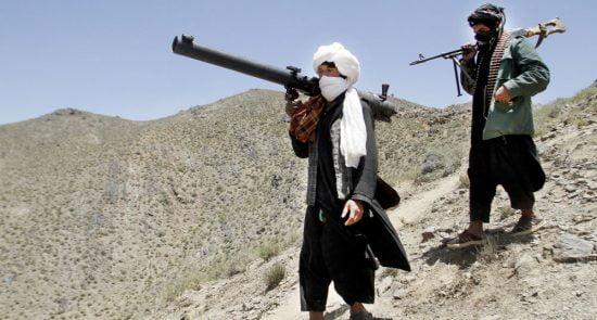 طالبان 550x295 - دستیابی طالبان به سلاح و تجهیزات مدرن در افغانستان