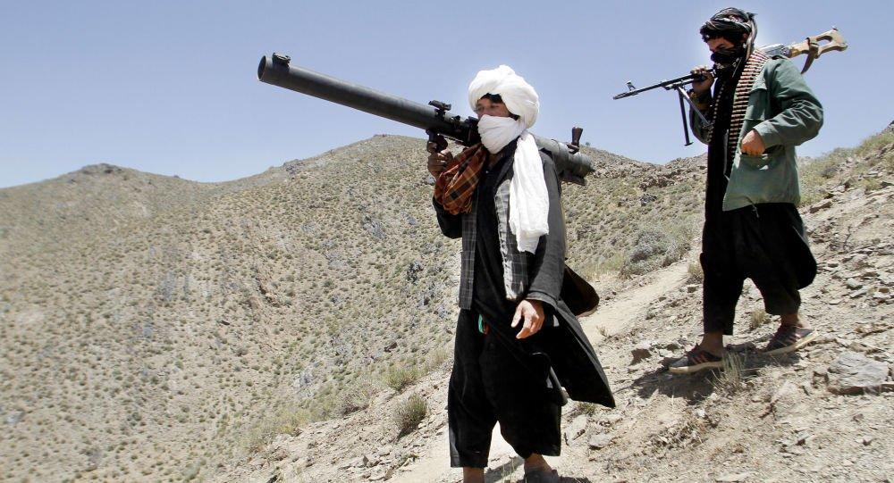 طالبان - سلاح های مدرن دولتی در دستان جنگجویان طالبان