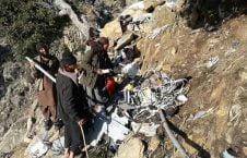 طیاره امریکا سقوط 3 226x145 - تصاویر/ بقایای طیاره بی پیلوت نیروهای امریکایی در ولایت لغمان