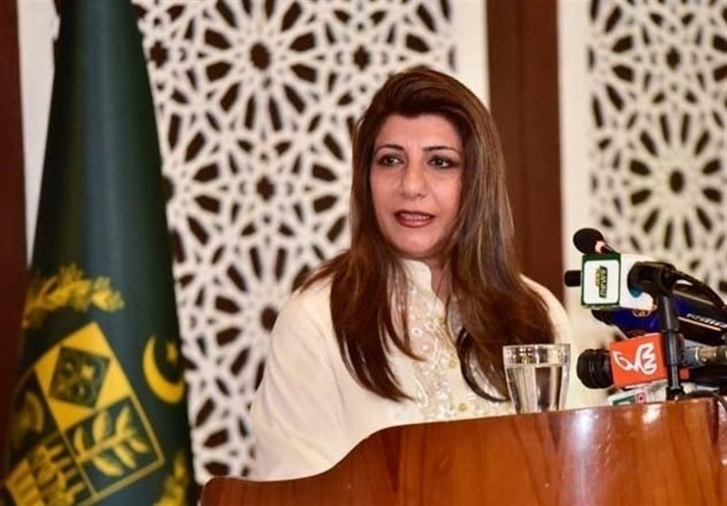 عایشه فاروقی - واکنش وزارت امور خارجه پاکستان به معامله قرن ترمپ