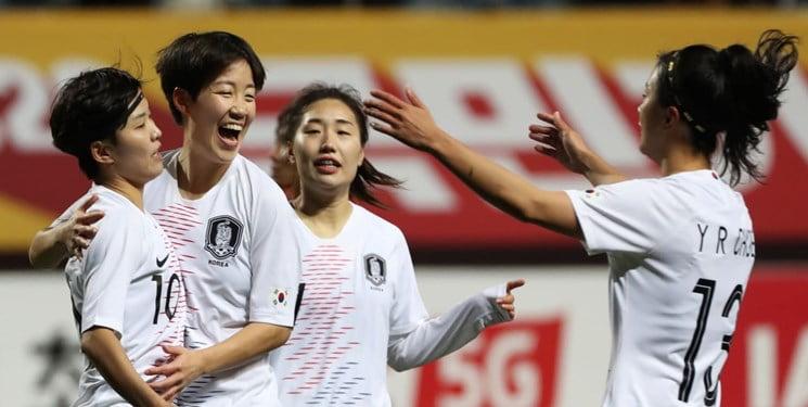 فوتبال زن - آغاز مسابقات فوتبال زنان انتخابی المپیک در قاره آسیا