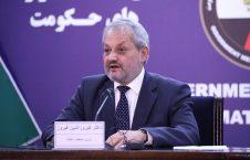 فیروزالدین فیروز 226x145 - درخواست وزیر صحت عامه از طالبان برای اعلان آتش بس به خاطر مبارزه با ویروس کرونا