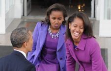 مالیا اوباما 7 226x145 - تصاویر/ دختر آقای رییس جمهور در حال سگرت کشیدن!