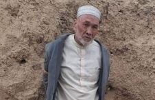 محمد علی حسنی 3 226x145 - تصاویر/ ولسوال دره صوف بالای ولایت سمنگان در بند طالبان