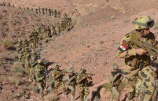 مصر سینا 226x145 - شناسایی چندین مخفیگاه تروریستها در سینای مصر
