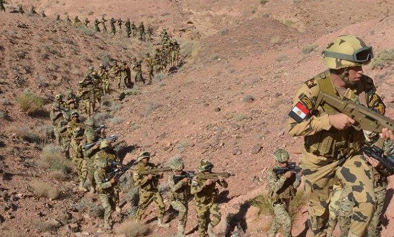 مصر سینا - شناسایی چندین مخفیگاه تروریستها در سینای مصر