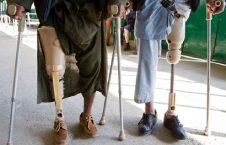 معلول. 226x145 - محرومیت های گسترده افراد دارای معلولیت در افغانستان