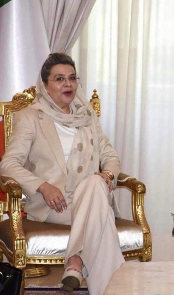 هلینا ملکیار 1 604x1024 - سفیر افغانستان در ایتالیا با دستور رییس جمهور غنی برکنار شد