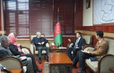 وانگ یو 226x145 - گزارش دهی سفیر چین از آخرین وضعیت افغانهای مقیم در شهر ووهان