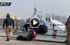 ویدیو بم جنگ جهانی دوم ایتالیا 226x145 - ویدیو/ کشف بم عملنکرده از زمان جنگ جهانی دوم در ایتالیا