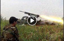ویدیو راکت تروریست سوریه خبرنگاران 226x145 - ویدیو/ لحظه حمله راکتی تروریست های سوریه بالای خبرنگاران