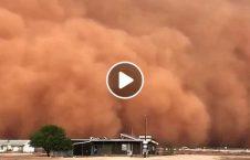 ویدیو طوفان فلم هالیوود آسترالیا 226x145 - ویدیو/ طوفانی واقعی شبیه فلم های هالیوودی در آسترالیا