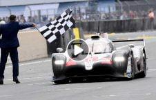 ویدیو مسابقات موتر دوانی فرانسه 226x145 - ویدیو/ بدترین حادثه در مسابقات موتر دوانی فرانسه