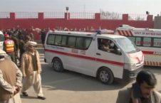 پاکستان امبولانس 226x145 - وقوع یک انفجار در شهر پشاور پاکستان