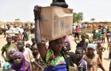 پناهجو افریقا 226x145 - مرگ 20 پناهجو حین توزیع غذای رایگان