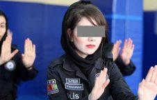 پولیس زن 226x145 - گزارشی تکان دهنده در پیوند به آزار جنسی زنان در صفوف نیروهای امنیتی