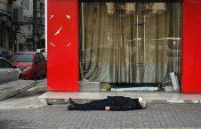 کرونا چین جسد 2 226x145 - تصاویر/ جسد مرد چینایی مبتلا به ویروس کرونا