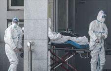 کرونا 226x145 - تصویر/ سقوط طیاره حامل مریض کرونایی
