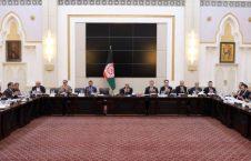 اشرف غنی جلسه کالینه 226x145 - برگزاری جلسۀ کابینه تحت ریاست رییس جمهور غنی