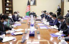 اشرف غنی کنفرانس 226x145 - تدابیر خاص رییس جمهور غنی برای مهار کرونا در افغانستان
