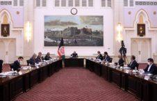 اشرف غنی 2 226x145 - نخستین جلسه کابینه سال ۱۳۹۹ تحت ریاست رییس جمهور غنی برگزار شد