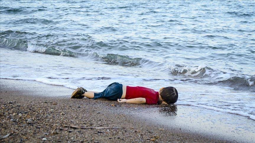 ایلان کوردی - محکومیت قاچاقچیان طفل سوری در ترکیه