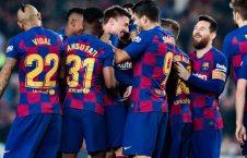 بارسلونا 226x145 - اقدام بشردوستانه بازیکنان بارسلونا