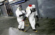 جهان کرونا 8 1 226x145 - تصاویر/ مبارزه با ویروس کرونا در نقاط مختلف جهان