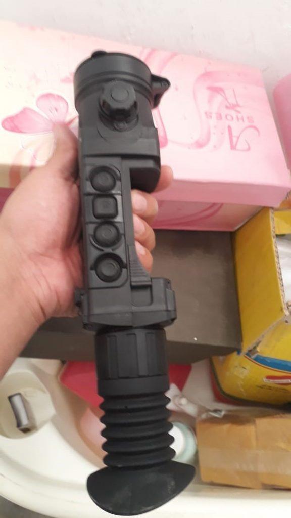 دوربین لیزر 2 576x1024 - دستیابی طالبان به سلاح و تجهیزات مدرن در افغانستان